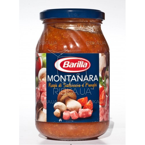 Соус Barilla Montanara