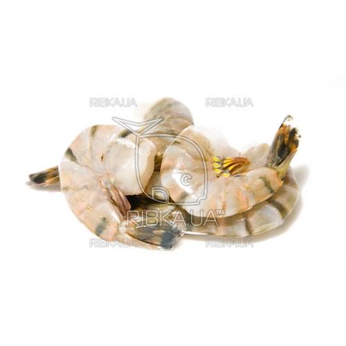 Креветка тигровая с/м б/г 26-30 (1 кг)