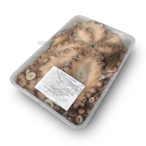 Осьминог целый, свежемороженый в упаковке (3-4 кг)