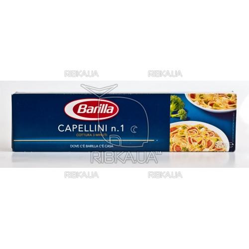 Макароны Barilla cappellini №1