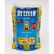 Макароны De Cecco Orecchiette №91