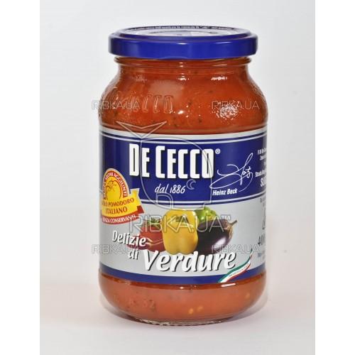 Соус De Cecco  Verdure