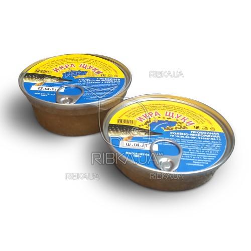 Икра щуки пробойная солено-мороженая АРПИК (100 грамм)