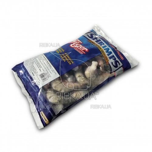 Креветка тигровая без головы с/м  8-12 (1 кг) Polar Seafood