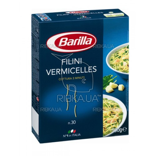 Макароны Barilla Fillini Vermicelles