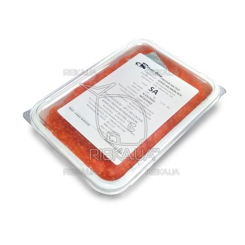 Икра кижуча шоковой заморозки Silver Bay SA сорт 2 (1 кг)