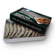 Креветка тигровая с головой с/м 16-20 (1 кг) Polar Seafood