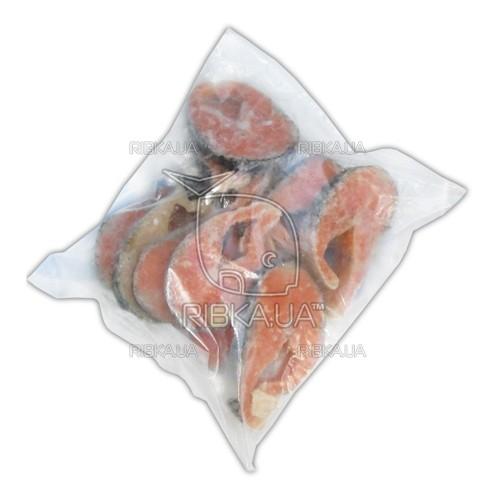 Стейки сёмги (лосося) свежемороженые